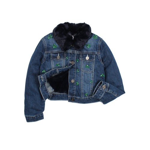 Miss Blumarine Denim Jacket
